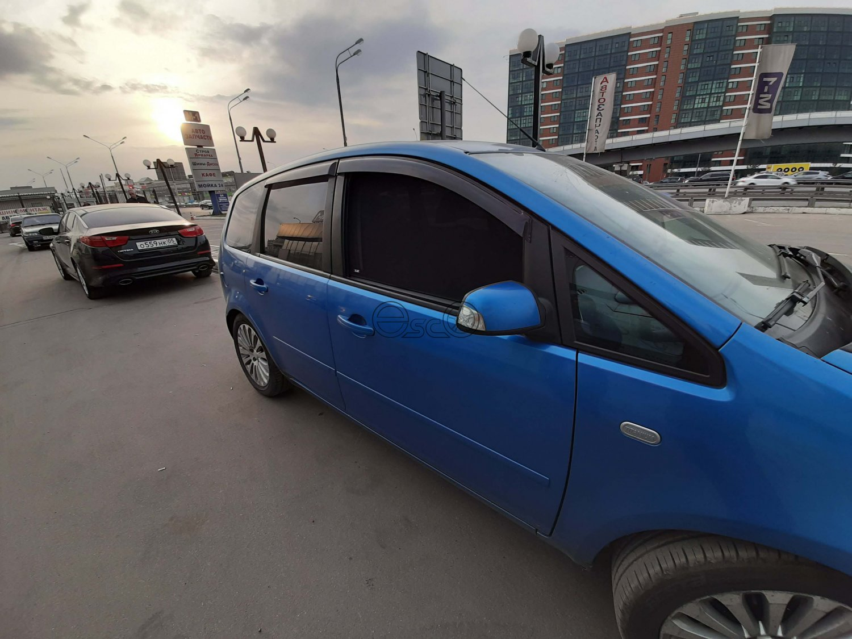 Автошторки на Ford C-MAX хетчбек