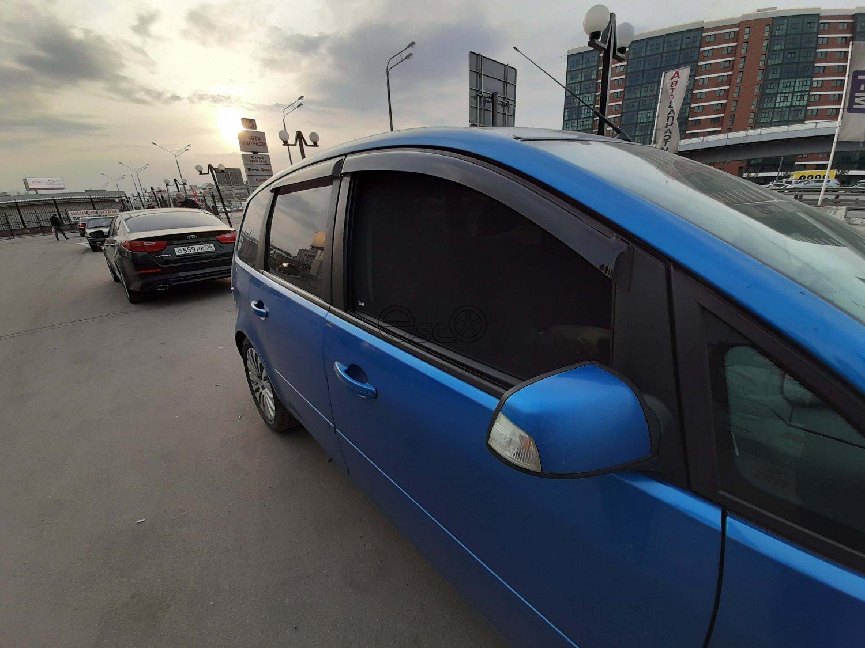 Каркасные сетки на окна Ford C-MAX хетчбек