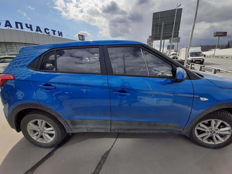 Автошторки на Hyundai Creta