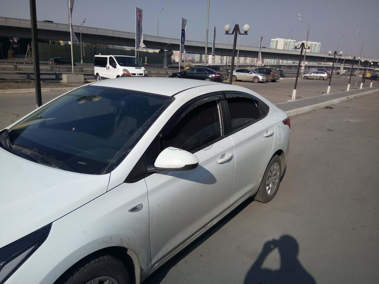 Hyundai Solaris 2 (2017 - н.в.)
