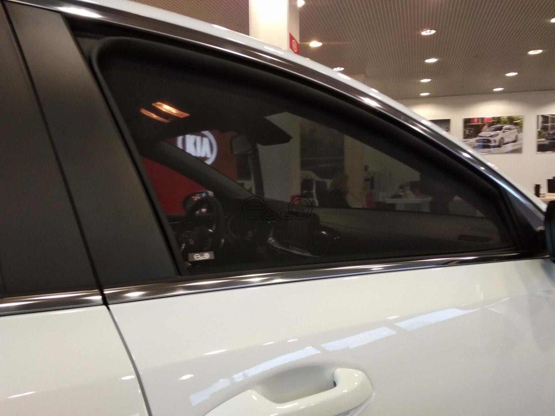 Каркасные сетки на окна Kia Ceed 3