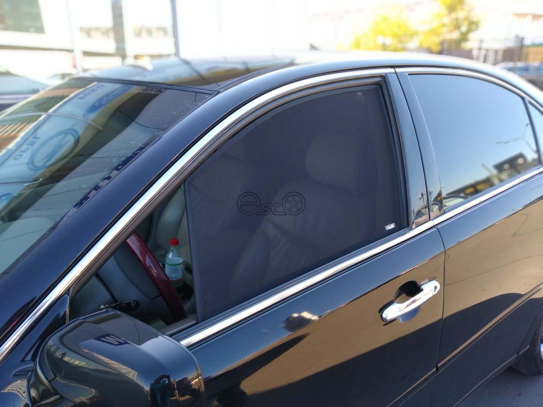 Автошторки на Lexus ES 4
