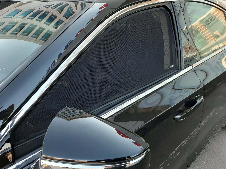 Каркасные сетки на окна Lexus ES 7