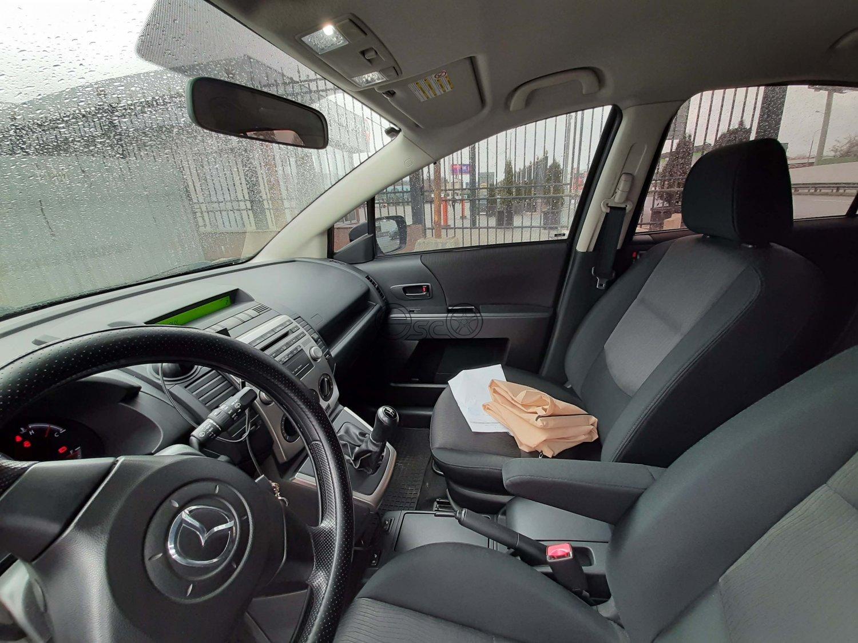 Каркасные сетки на окна Mazda 5