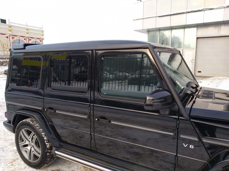 Каркасные сетки на окна Mercedes-Benz G-Class W463