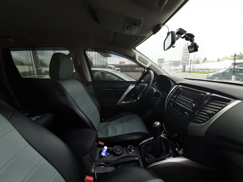 Mitsubishi Pajero Sport  (2016 - н.в.)