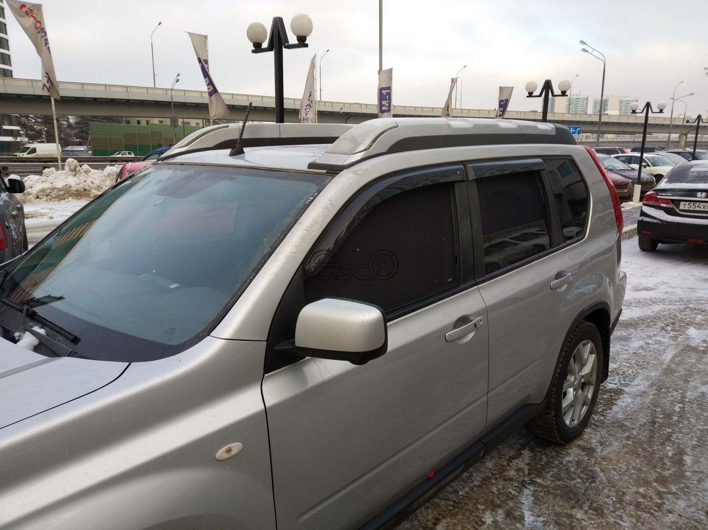 Каркасные сетки на окна Nissan X-Trail T31