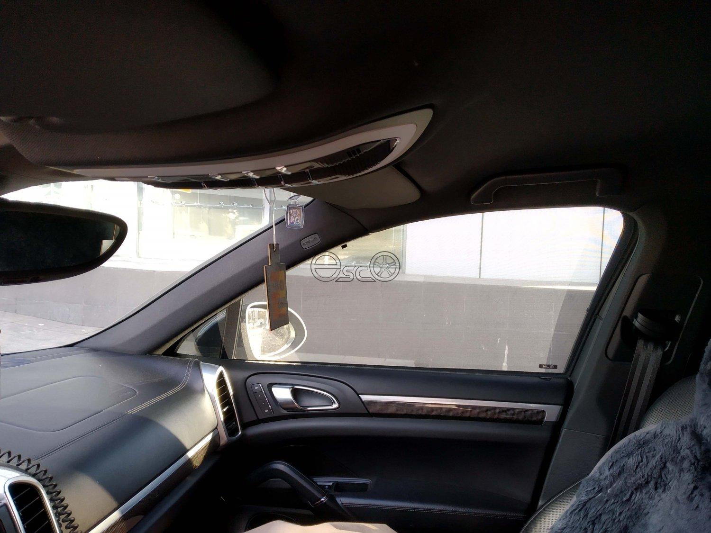 Каркасные сетки на окна Porsche Cayenne 958