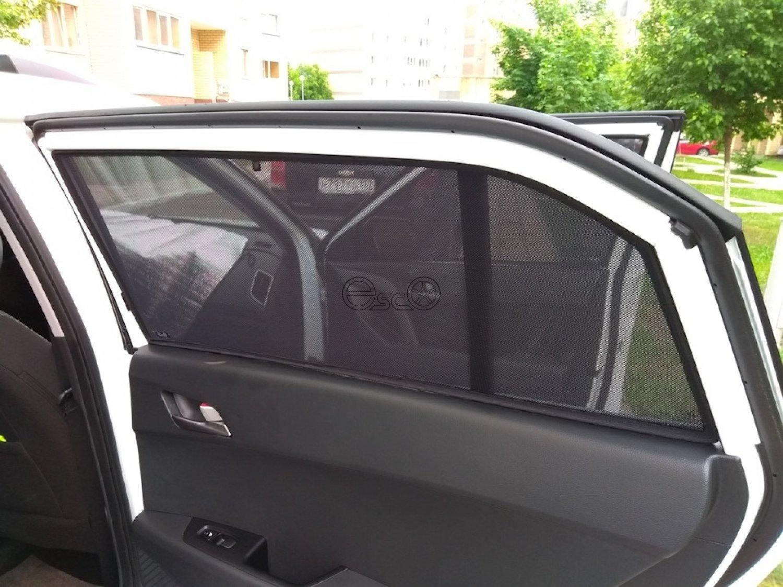 Шторки на авто Hyundai Creta