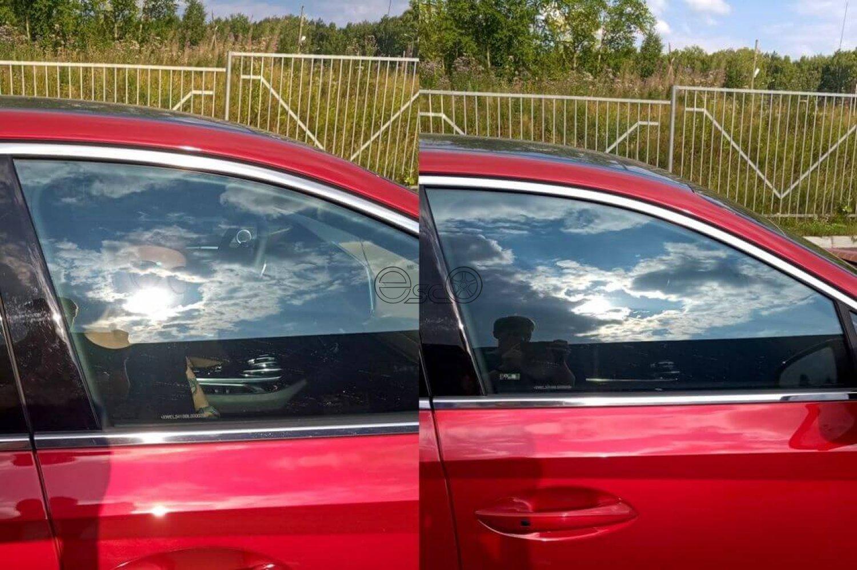 Автомобильные шторки на Hyundai Sonata 8