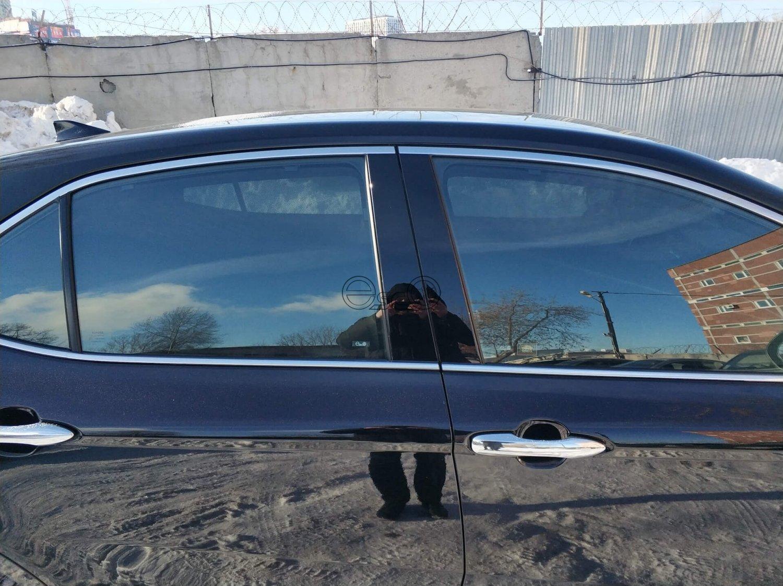 Каркасная шторки на авто TOYOTA CAMRY 8 XV70