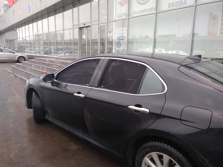 Toyota Camry XV70 (2017 - н.в.)