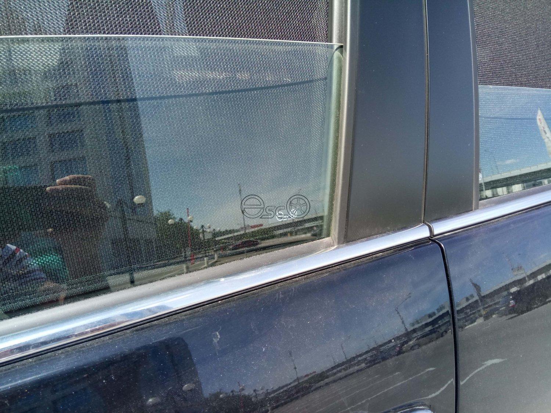 Шторки на авто Тайота Фортунер 2