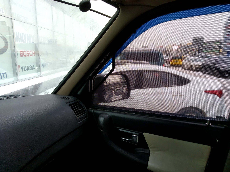 Каркасные сетки на окна УАЗ Патриот