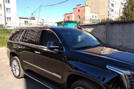 Cadillac Escalade (2015 - н.в.)